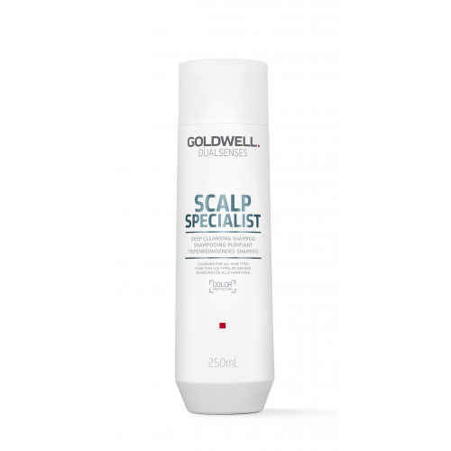 Dualsenses Scalp Regulation Deep Cleansing Shampoo
