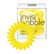 Hair Ring 3-pack Submarine Yellow