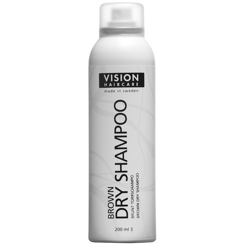 Brown Dry Shampoo
