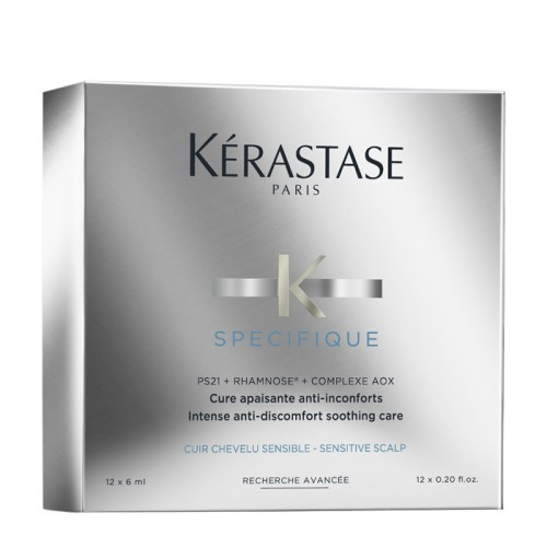Specifique Cure Intense Anti-discomfort soothing care 12 x 6