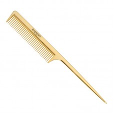 Gold tail comb