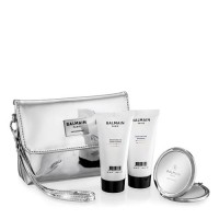 Limited Edition Cosmetic Bag Silver