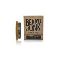 Beard Junk Handmade Boar Bristle Beard Brush