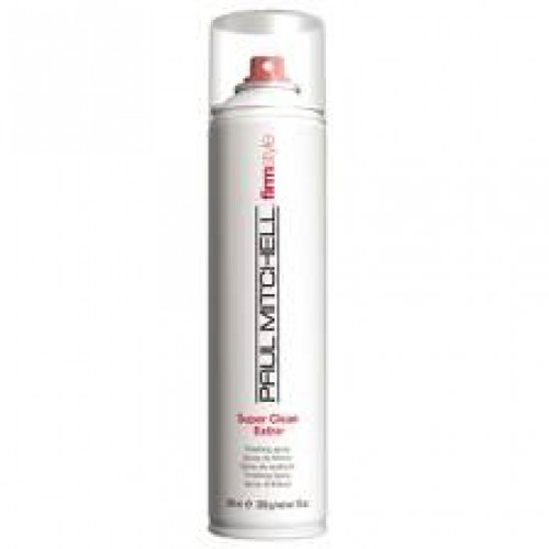 Firm Style Super Clean Extra Spray